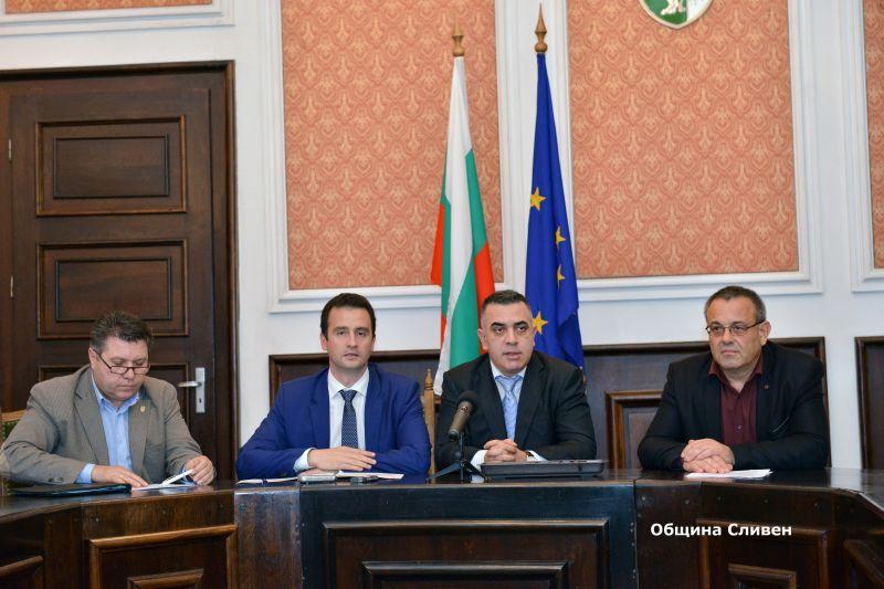 Община Сливен получава допълнителни средства по проект за енергийна ефективност