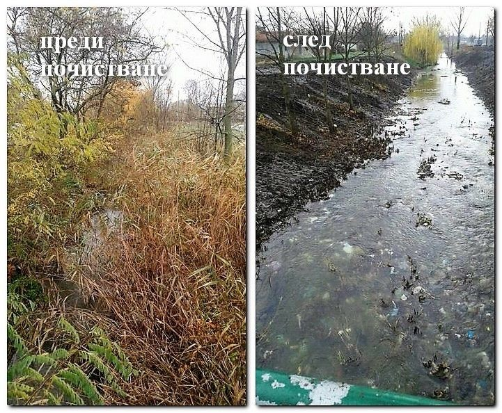 Направиха кът за отдих край река Тунджа до село Желю войвода