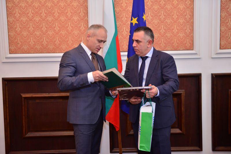 Стефан Радев и Владимир Дидич