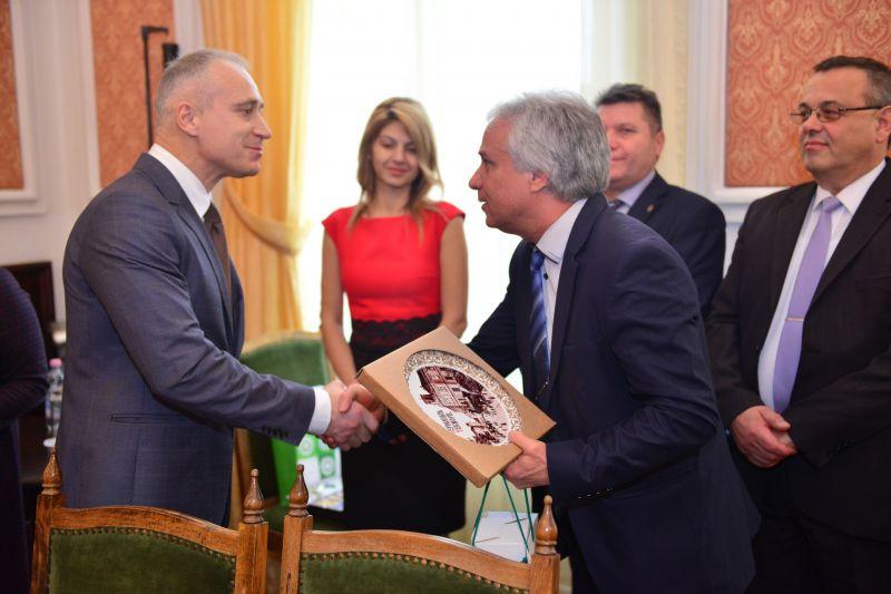 Димитър Митев и Владимир Дидич