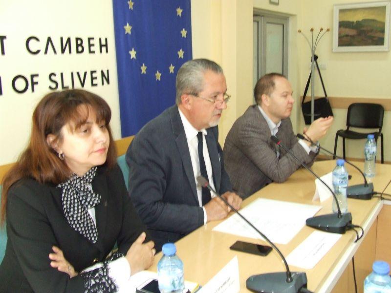 Проведе се заседание на Регионалния съвет за развитие на Югоизточен район