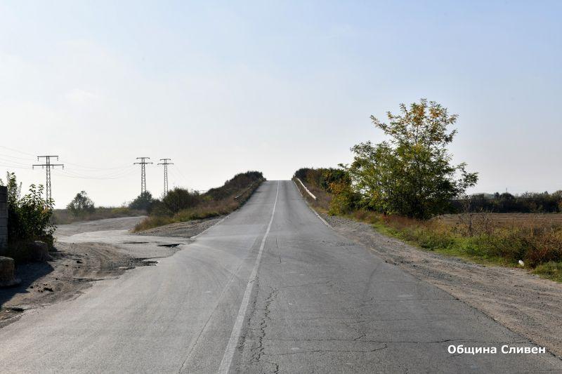 obshtina-sliven-zapochva-remont-na-nadleza-pri-selo-samuilovo