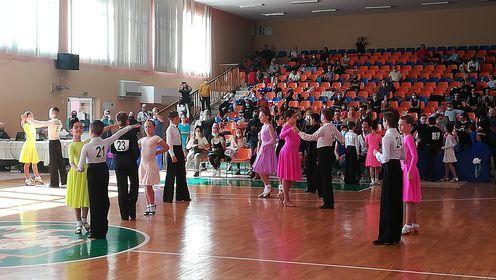 Дървавно лично отборно първенство по спортни танци