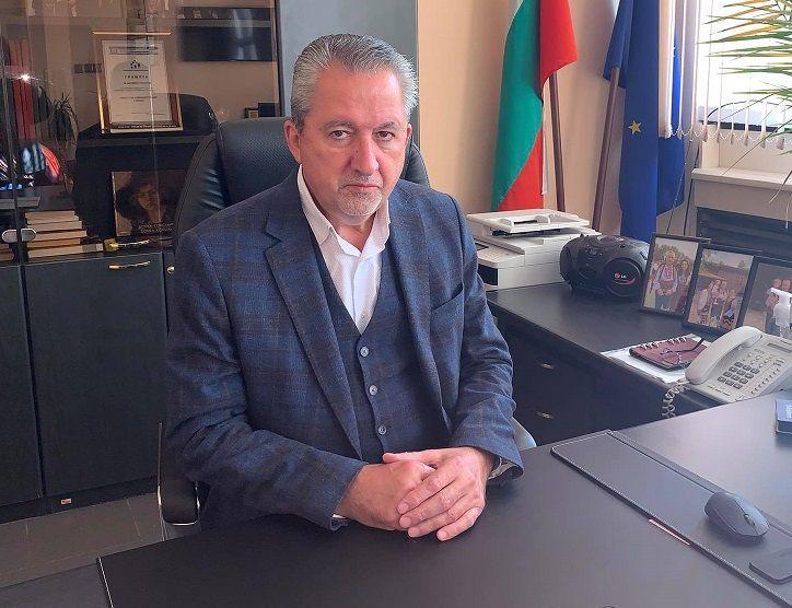 Чавдар Божурски, областен управител на област Сливен