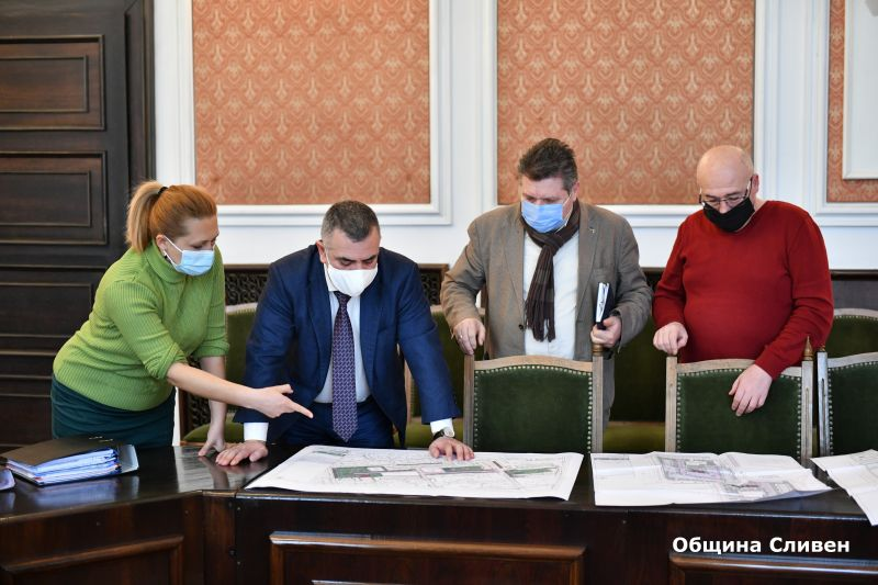 работна група - Стефан Радев - благоустрояване - квартали