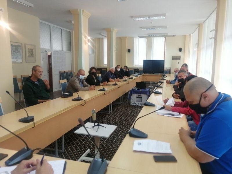 В срещата участваха производители от различни населени места в областта