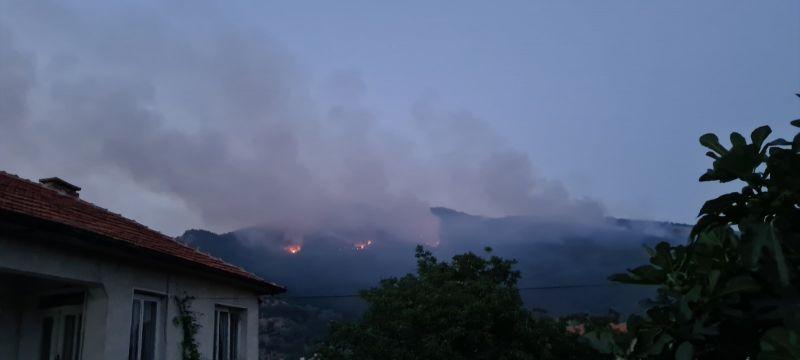 пожар - 3