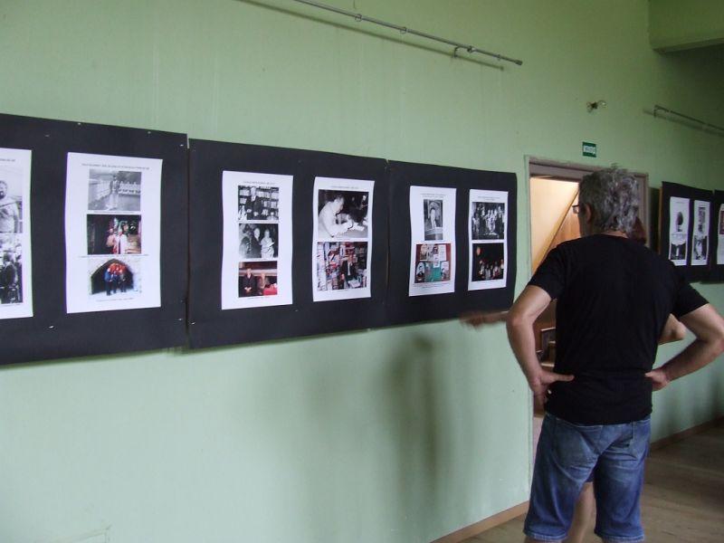 Документалната изложба, организирана от РБ 'Сава Доброплодни' - Сливен