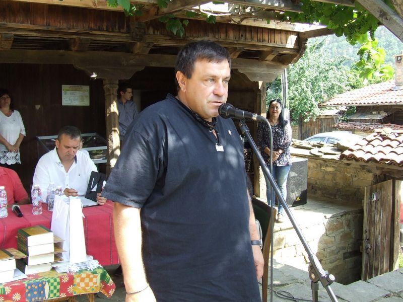 Кметът на селото Кънчо Дънеков бе домакин на четенията, които се провеждат в к последната събота на юли, празникът на селото