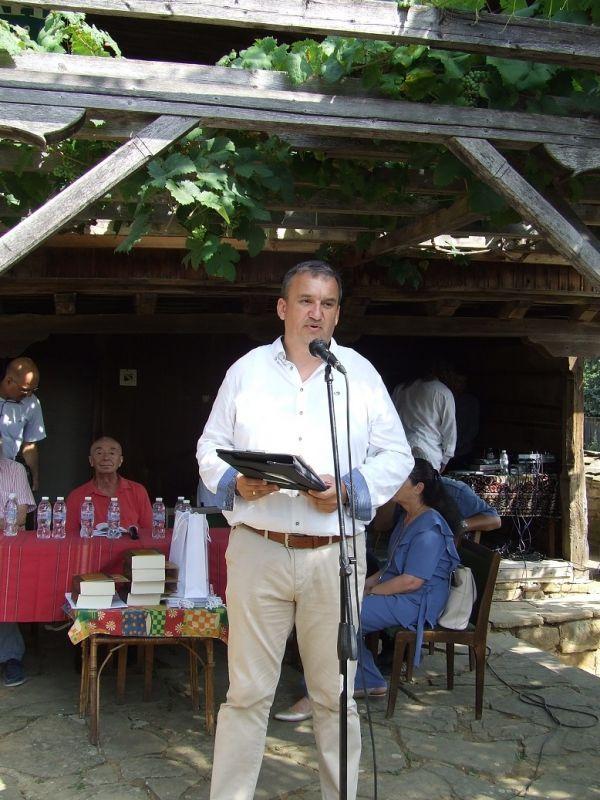 Минчо Афузов изрази надежда, че четенията ще станат национални.