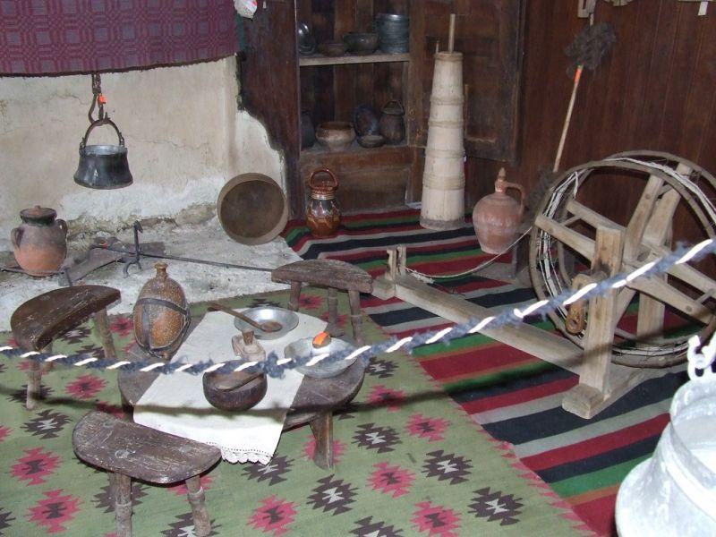 Част от експозицията на къщата-музей 'Захарий Стоянов'