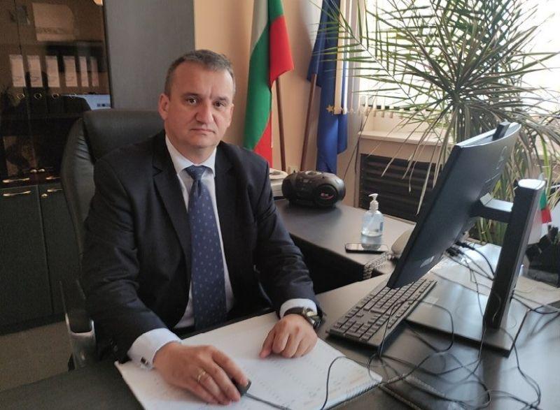 Минчо Афузов, областен управител на област Сливен