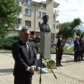 кметът на община Сливен произнесе слово