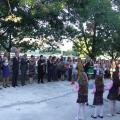 """Децата от СУ """"К.Константинов"""" посрещнаха гостите с песен за безопасното движение"""