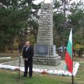 Кметът Димитър Андреев поздрави жителите на селото