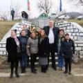 Кметът на община Котел с участници във възпоменателните митинги