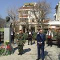 Кметът на община Сливен Стефан Радев произнесе слово за 146-годишнината от гибелта ан Апостола