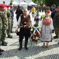"""Цветя от клуб """"Традиция"""" в Сливен"""