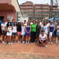 """част от участниците в тенис турнира """"Болярка къп"""" 2014"""