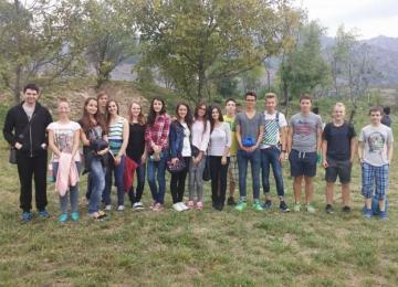Ученически обмен между ГПЗЕ Сливен и Гимназия Марктбрайт, Германия
