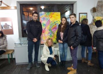 г-жа Александрова,Никола,Славяна,Александър