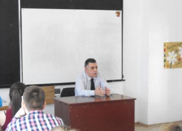 Кметът на Сливен на посещение в ГПЗЕ