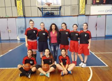 Отборът на ГПЗЕ спечели зоните по баскетбол