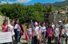 """Второкласниците посетиха крепостта """"Туида"""""""