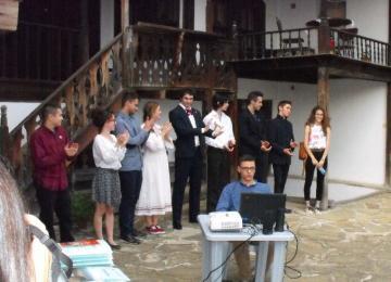 Участниците в спектакъла