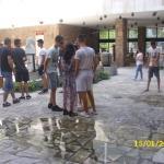 в историческия музей в Пазарджик