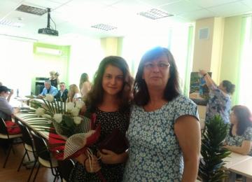 Мартина Недкова е с НАЦИОНАЛНА ДИПЛОМА