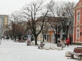 Зима в Сливен