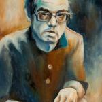 портрет Д. Дамянов