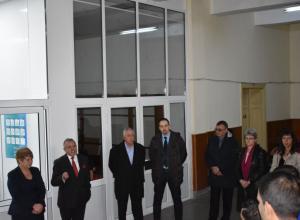 Ново работно помещение и компютърна зала  в Професионалната гимназия по Механотехника
