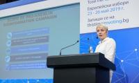 Анели Ахонен подчерта, че подобряването на комуникацията между европейските държави е от особена важност.