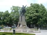 Паметникът на Левски