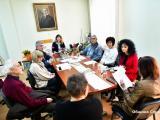 Комисията при зам. кмета Пепа Чиликова / Снимка: Община Сливен