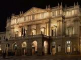 """Сградата на операта """"Ла Скала"""" в Милано"""