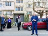Кметът Стефан Радев призова жителите на блока да си съдействат с изпълнителите на обекта
