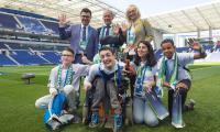 Бразилският национален отбор получи Купата на деветте ценности