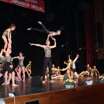 Клуб по спортна акробатика Стефан Данчев