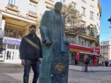 Паметникът на Бойко Борисов
