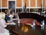 Кметът Стефан Радев и представители на политически партии и коалиции проведоха консултации