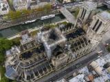 """След пожара в катедралата """"Парижката Света Богородица"""""""