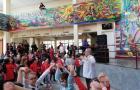 Хайгашод Агасян гостува в нашето училище