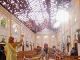 Нападения срещу църкви и хотели в Шри Ланка
