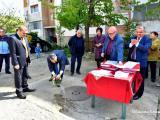 Стефан Радев пожела на всички добро взаимодействие в строителния процес