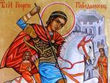 Св. Великомъченик Георги Победоносец