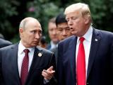 Президентът на Русия Владимир Путин и Доналд Тръмп