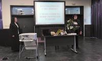 Представяне в Бургас на  литературното творчество на акад. Д-р Иванка  Денева